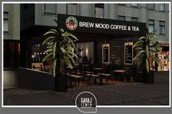 Breew Mood Coffee & Tea / Bornova - Izmir / Turkey