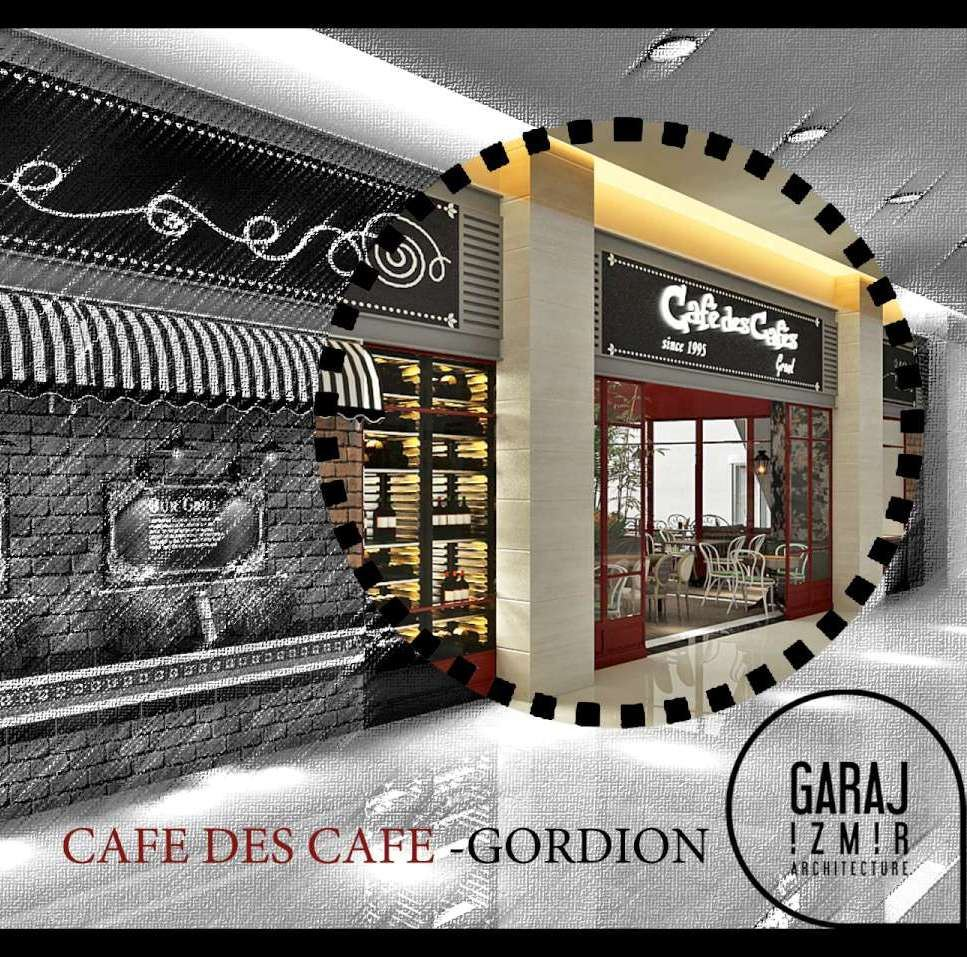CAFE DES CAFES Restaurant - ANKARA / TURKEY