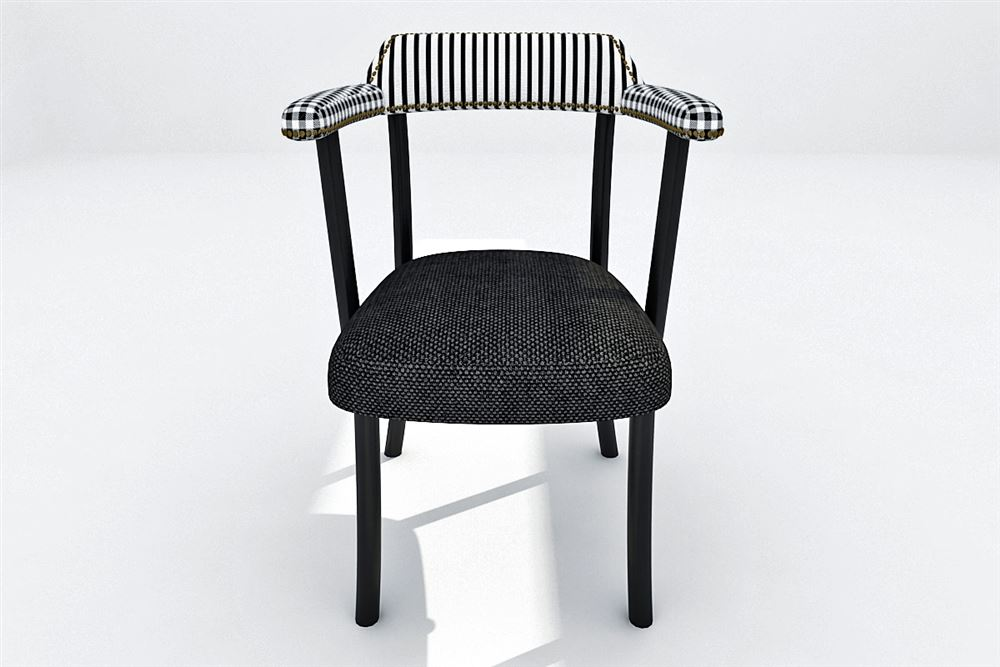 B&W Chair 01