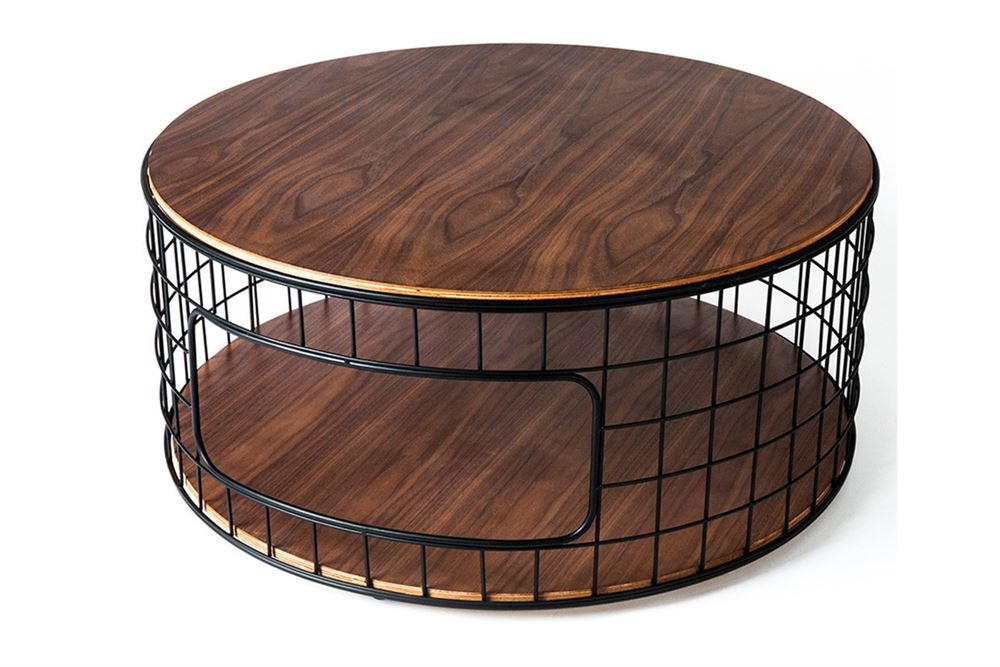 Basket Coffee Table