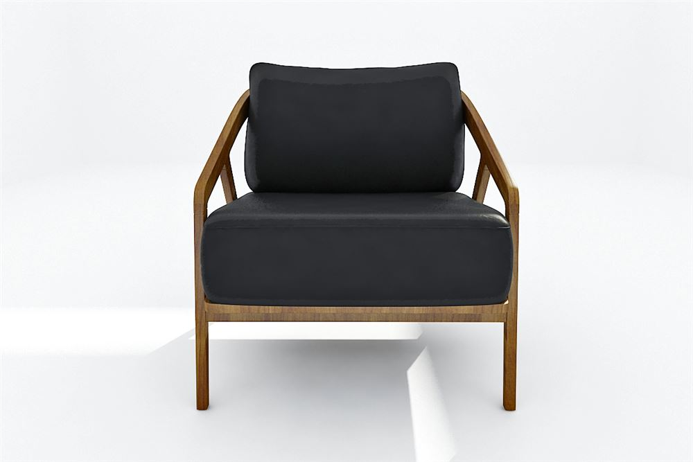Cross Armchair