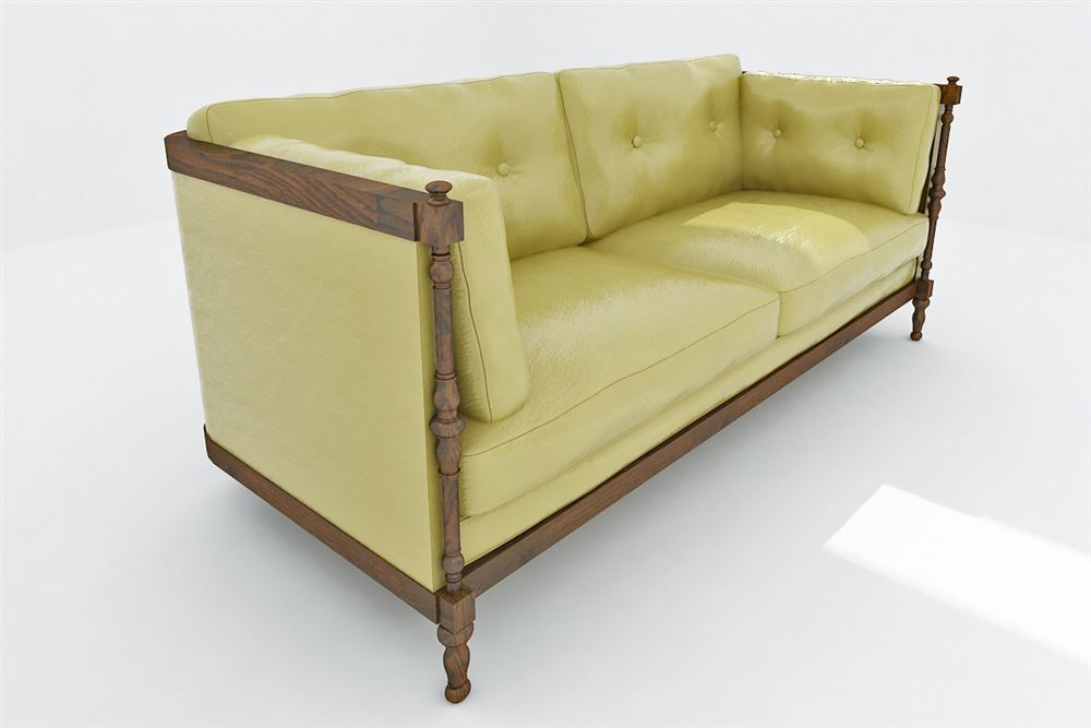 Ginger Sofa 02
